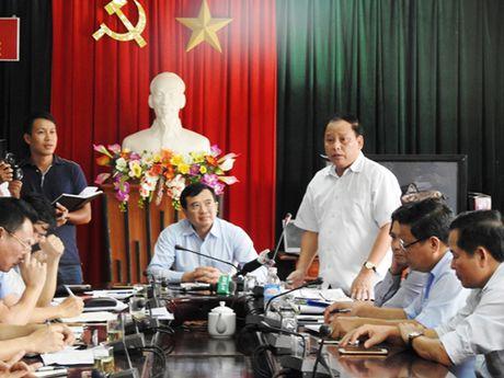 Ha Tinh: Thuy dien Ho Ho chua phoi hop chat che voi dia phuong trong viec xa lu - Anh 3