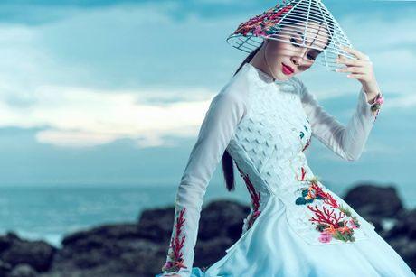 Nam Em gianh giai Bac trong phan thi Tai nang tai Hoa hau Trai Dat 2016 - Anh 4