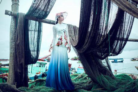 Nam Em gianh giai Bac trong phan thi Tai nang tai Hoa hau Trai Dat 2016 - Anh 6