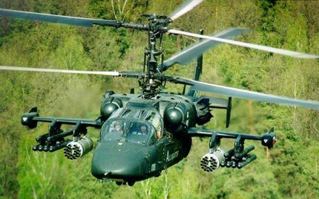 Ai Cap mua truc thang Ka-52K cua Nga cho tau Mistral - Anh 2