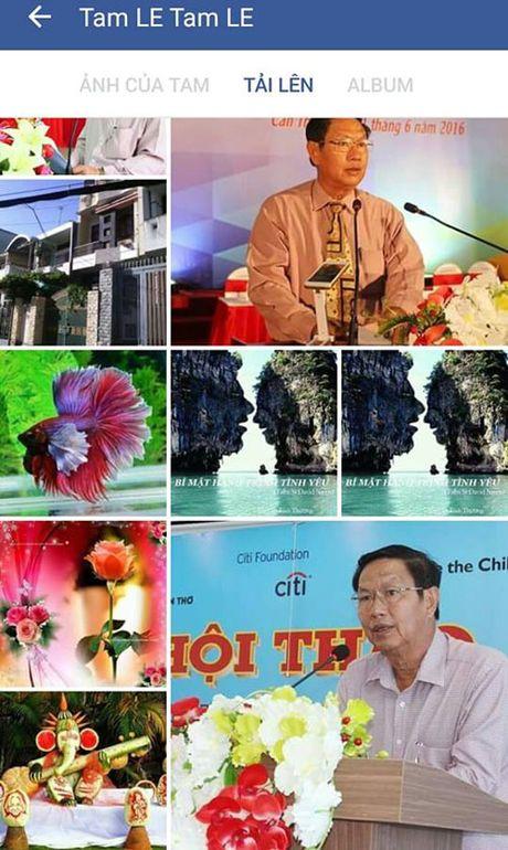 Pho Chu tich UBND TP Can Tho bi lap facebook mao danh - Anh 1