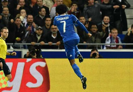 Lyon - Juventus: Nguoi hung Buffon - Anh 1