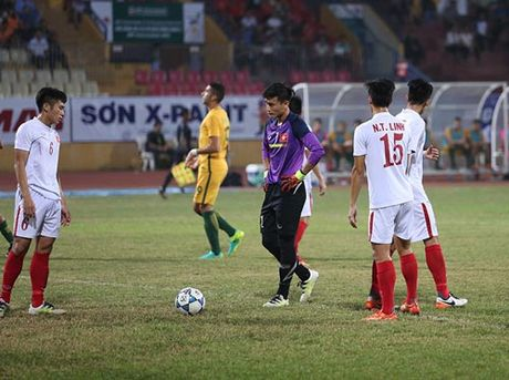 Vao tu ket U19 chau A, U19 Viet Nam 2016 se hon lua Cong Phuong - Anh 1