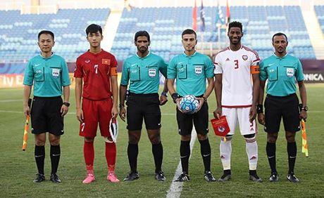 U19 Iraq quyet khong dat tay U19 Viet Nam vao tu ket U19 chau A - Anh 1