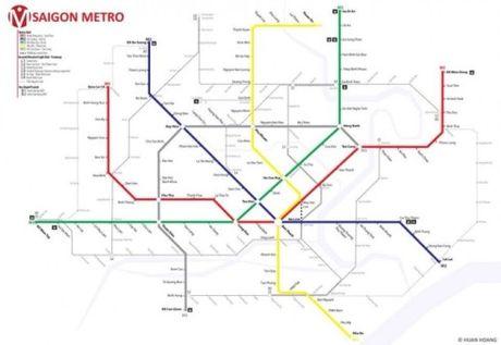 TP.HCM huy dong gan 42.000 ty dong de xay tuyen metro so 5 - Anh 1