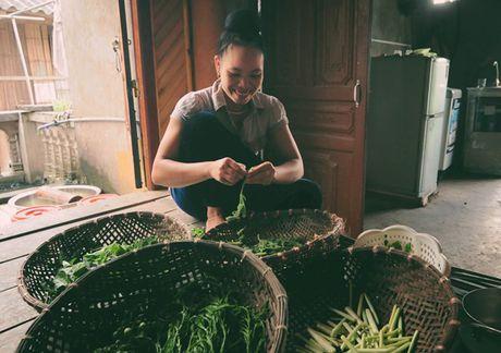 Kham pha am thuc dan toc Thai - Ky 1: Dac san rau rung - Anh 2
