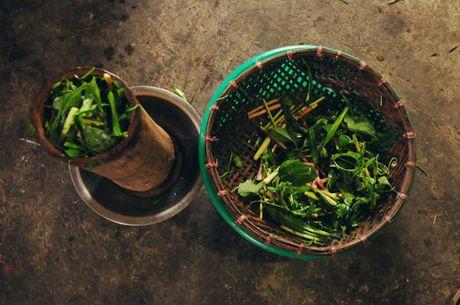 Kham pha am thuc dan toc Thai - Ky 1: Dac san rau rung - Anh 5