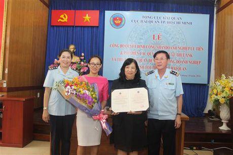 Trao quyet dinh Doanh nghiep uu tien cho Cong ty Daikin Viet Nam - Anh 1