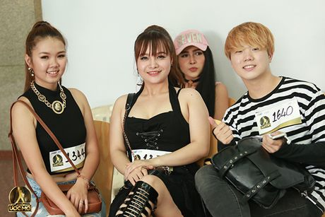 Chung Huyen Thanh dong vien ban trai thu suc voi cuoc thi 'Khoi dau uoc mo' - Anh 5