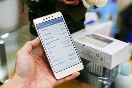 Xiaomi Redmi 3S chinh hang: smartphone pin trau gia 3,19 trieu dong - Anh 2
