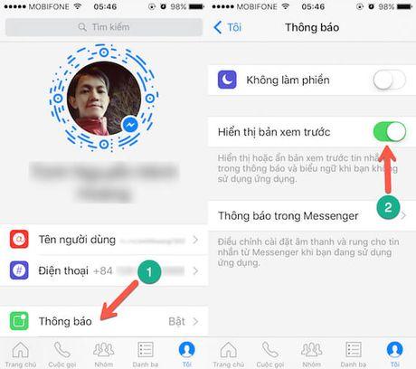 Meo an tin nhan trong iOS 10 - Anh 2