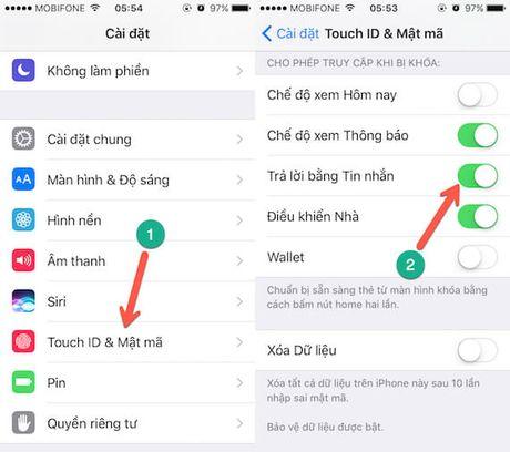 Meo an tin nhan trong iOS 10 - Anh 3