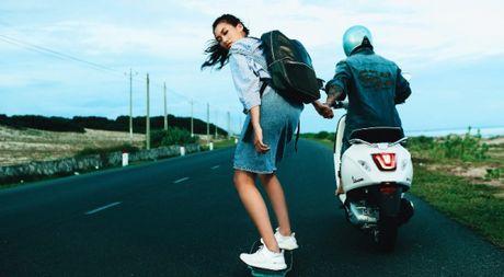 Phong cach thoi trang 'chat lu' trong bo hinh cua stylist Pong Chuan - Anh 1