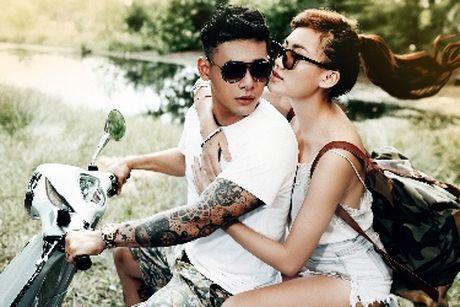 Phong cach thoi trang 'chat lu' trong bo hinh cua stylist Pong Chuan - Anh 2