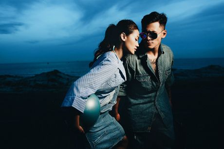 Phong cach thoi trang 'chat lu' trong bo hinh cua stylist Pong Chuan - Anh 8