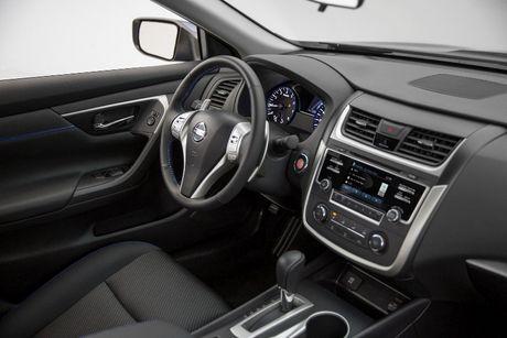 Xem truoc Nissan Teana 2016 sap ra mat tai Viet Nam - Anh 4