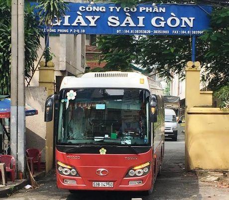 Tp. HCM: Dung ben xe lau tren dat cho thue trai phep - Anh 1