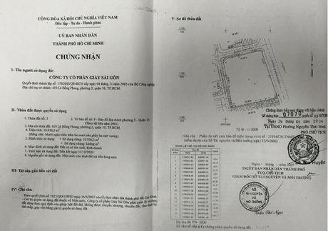 Tp. HCM: Dung ben xe lau tren dat cho thue trai phep - Anh 2