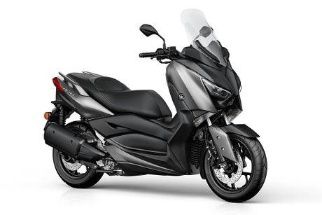 Trinh lang tay ga Yamaha X-MAX 300 2017 hoan toan moi - Anh 14