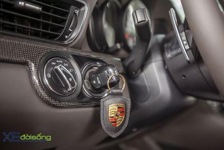 Ve dep Porsche 911 Carrera mau doc Lava Orange gia hon 8 ti dong - Anh 20