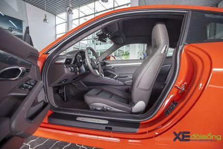Ve dep Porsche 911 Carrera mau doc Lava Orange gia hon 8 ti dong - Anh 5