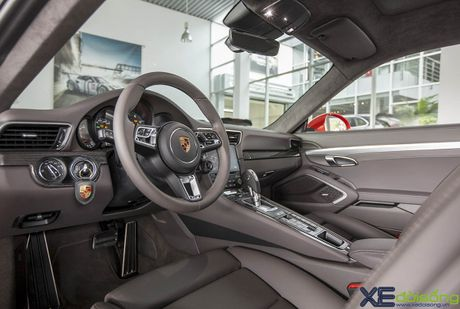 Ve dep Porsche 911 Carrera mau doc Lava Orange gia hon 8 ti dong - Anh 6