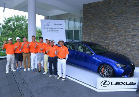 Lexus to chuc giai golf Chau A - Thai Binh Duong lan dau tien tai Viet Nam - Anh 1