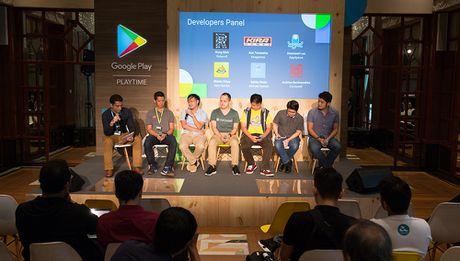 Google gap go chuyen gia phan mem Dong Nam A - Anh 1