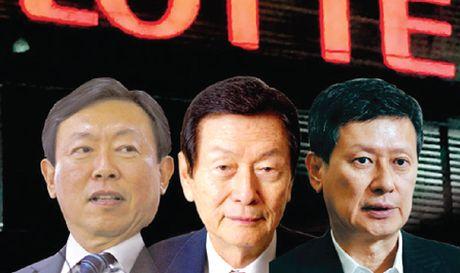 Han Quoc va cuoc khung hoang cua cac gia toc - Anh 1