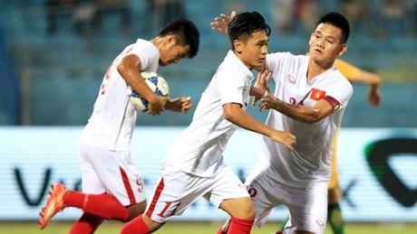 U19 Viet Nam rong cua di vao lich su VCK U19 chau A - Anh 1