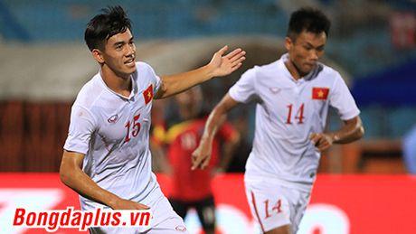 U19 Viet Nam rong cua di vao lich su VCK U19 chau A - Anh 2