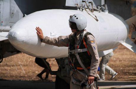 Nga de hanh dong quan su neu My de IS chay tu Iraq sang Syria - Anh 1
