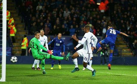 Real dai thang, Leicester xay chac ngoi dau - Anh 2