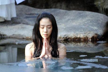 Jung Ryeo Won: 35 tuoi ma tre dep the nay, khong yeu nua thi thoi - Anh 5