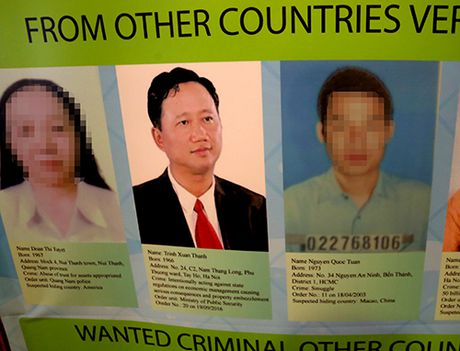 Bo Cong an: 'Truy bat bang duoc nghi can Trinh Xuan Thanh' - Anh 1