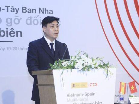 Co hoi hop tac ve giao thong giua Viet Nam – Tay Ban Nha - Anh 1