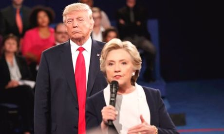 'Dem quyet dau' cua Hilary va Trump - Anh 1