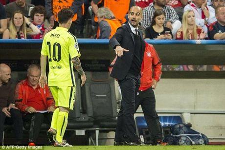 Barcelona vs Man City: Khach da du tam? - Anh 1