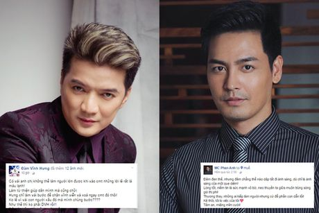 Dam Vinh Hung 'noi doa', MC Phan Anh nhe nhang dap tra khi ung ho mien Trung van bi 'nem da' - Anh 1