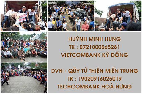 Dam Vinh Hung 'noi doa', MC Phan Anh nhe nhang dap tra khi ung ho mien Trung van bi 'nem da' - Anh 3