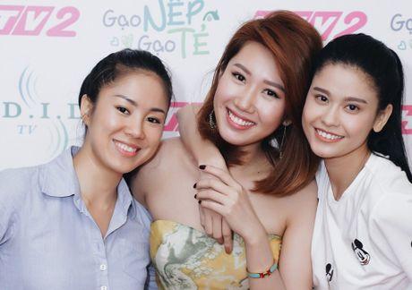 Thuy Ngan boi roi khi lam 'chi hai' cua Le Phuong va Truong Quynh Anh - Anh 1