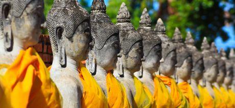 Thong tin chinh thuc: Du lich Thai Lan van hoat dong binh thuong - Anh 2