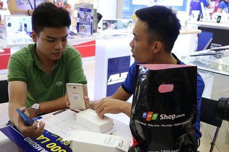 Da Nang: Gan 80% khach hang hoan tra Galaxy Note 7 - Anh 1