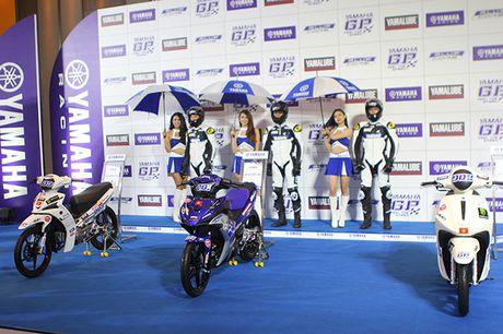 Yamaha Viet Nam to chuc giai dua xe Yamaha GP dau tien tai Viet Nam - Anh 1