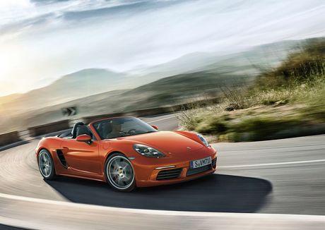 Ngam nhin nhung kiet tac xe the thao Porsche moi nhat - Anh 2