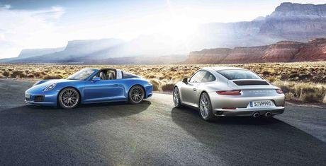 Ngam nhin nhung kiet tac xe the thao Porsche moi nhat - Anh 3