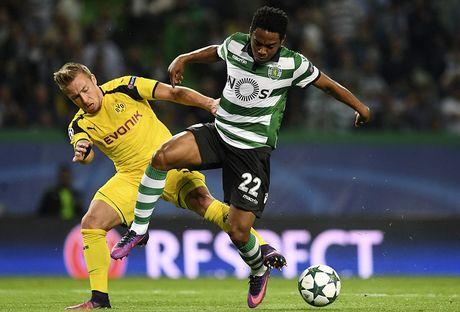 Dortmund tiep tuc dung tren Real nho Aubameyang - Anh 7