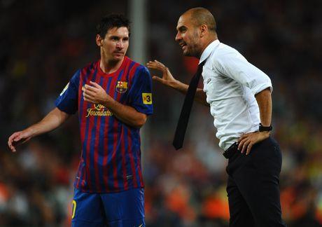 Pep rat gioi, nhung Messi la thien tai - Anh 1