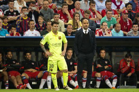 Pep rat gioi, nhung Messi la thien tai - Anh 2