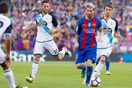 Pep rat gioi, nhung Messi la thien tai - Anh 3